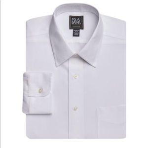 JOS. A. BANK Traveler Dress Shirt NWT